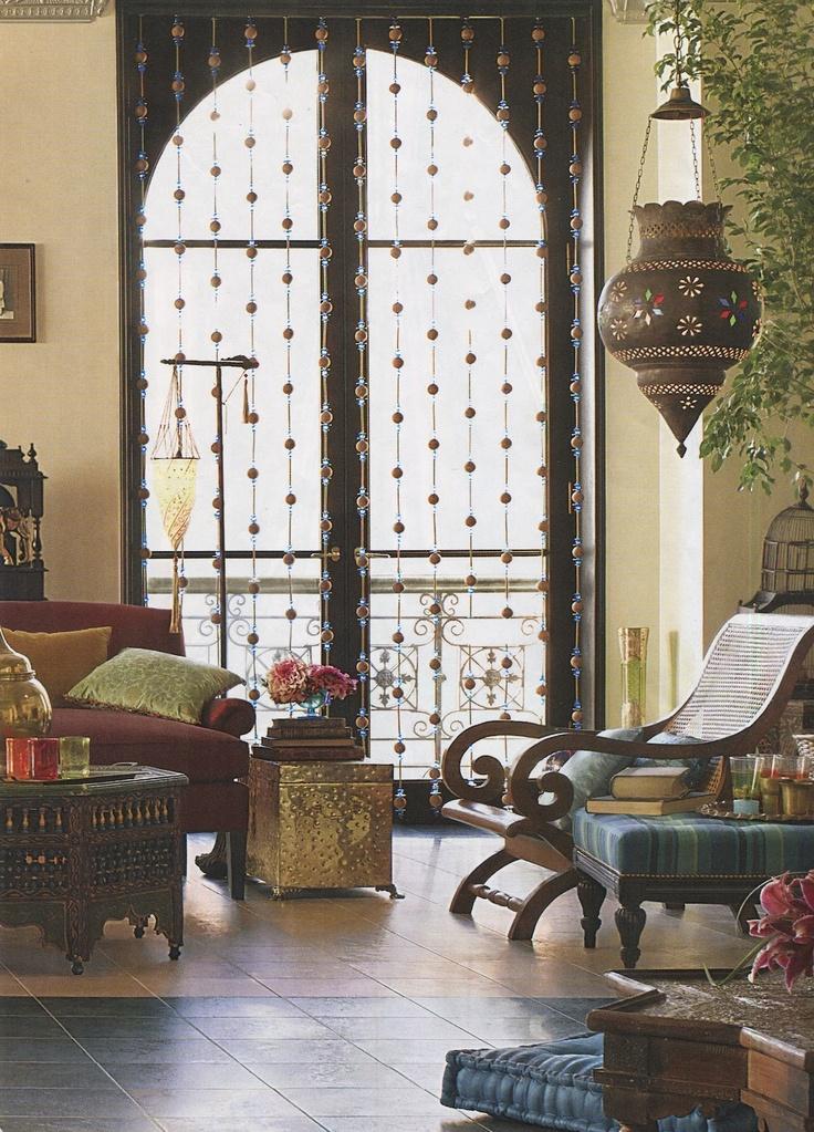 Гостиная в этническом стиле: идеи по оформлению и основные тонкости