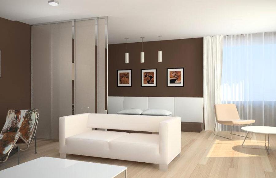 Идеи по оформлению гостиной в современном стиле