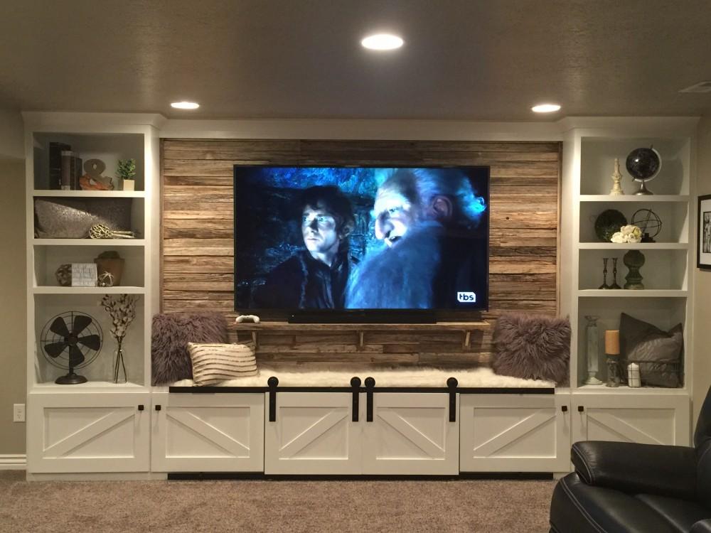 Стенка в гостиную - как выбрать идеальный вариант