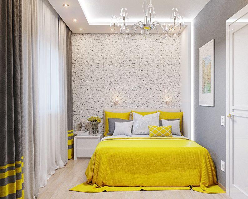 Дизайн маленькой спальни: 7 рекомендаций по грамотному оформлению