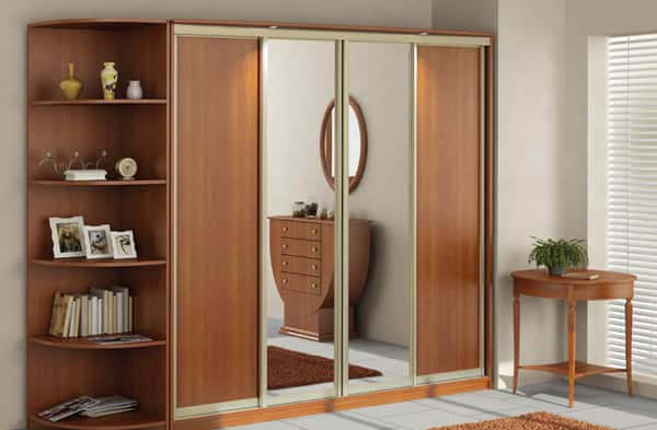 Как купить шкаф оптимального размера и формы для спальни – 6 рекомендаций по выбору
